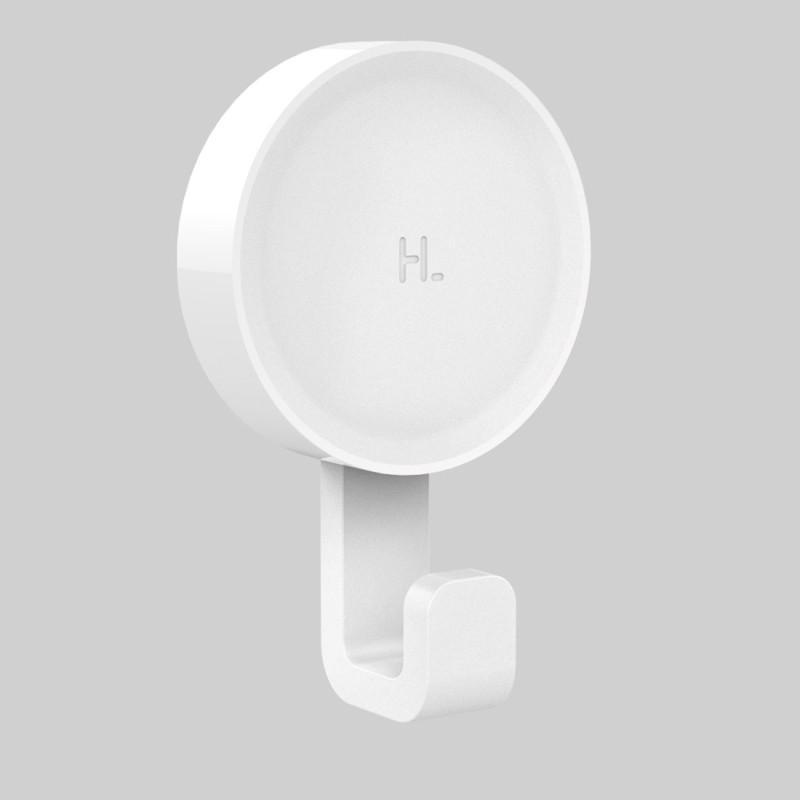 6 PCS Xiaomi Mijia Little Adhesive Hanger Strong Bathroom Kitchen Wall Hooks