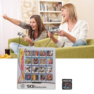 468/488/502/520 In 1 Video Game Multi Cart Cartridge for Nintendo