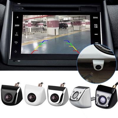 LASPERAL Waterproof Car Night Vision Rear View Reversing Backup HD