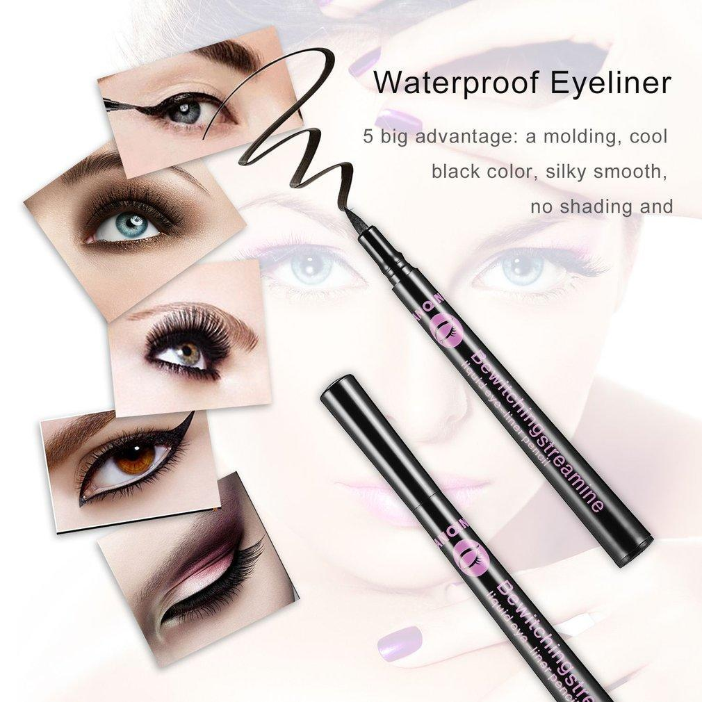 Yanqina Brand Waterproof Liquid Eyeliner Pencil Makeup Cosmetics Lt Pro Eye Liner 1 Of 10
