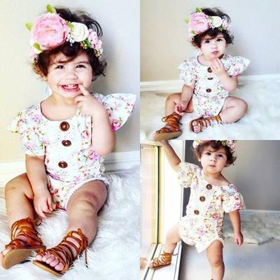3d4a39ee3571 Girls (under 3 y.o.)  Infant baby girls romper-prices and delivery ...