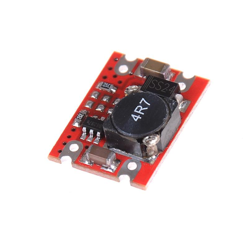 2PCS DC-DC 2V-5V to 5V Boost Power Voltage Converter 2A Fixed Output Module