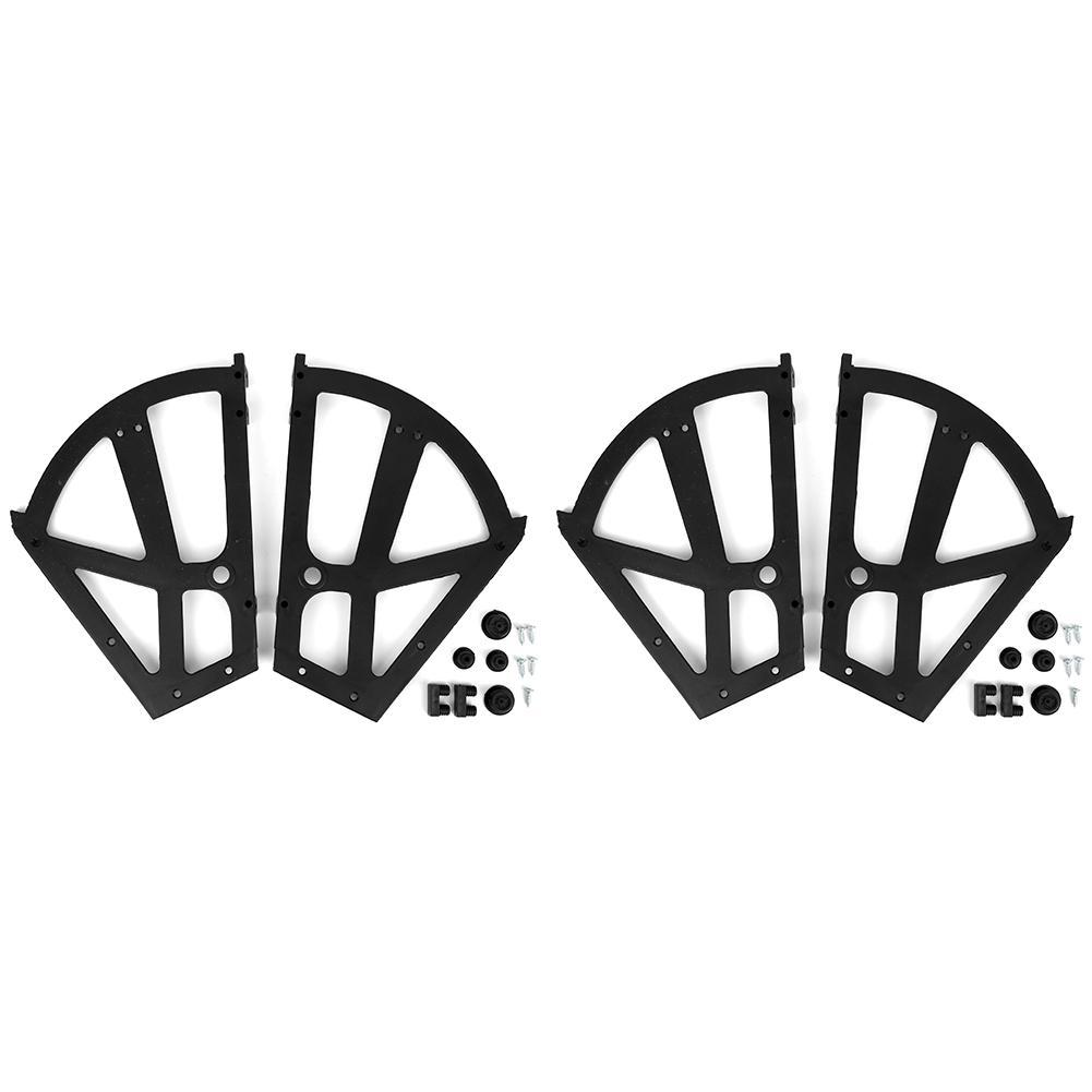 4Pcs/Set Главная Мебель Обувь Drawer Кабинет Hinge Flip плита Рамка Поворот Стойка Аксессуар купить недорого — выгодные цены, бесплатная доставка, реальные отзывы с фото — Joom