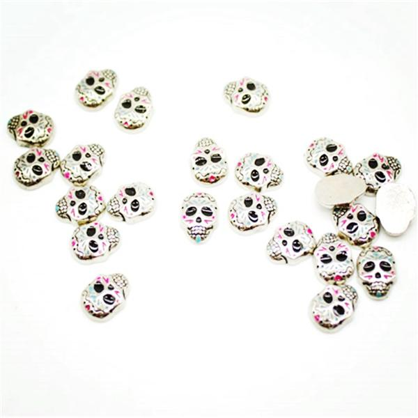 Wholesale 100//200Pcs Practical Tibetan Silver Bead Cap Craft DIY Finding Gift