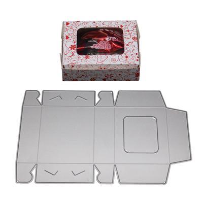Candy Box Metal Cutting Dies Stencil DIY Scrapbooking Paper Card Embossing Craft