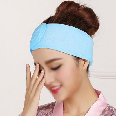b90f6824dfb Magic Cute Soft Towel Headband Hair Band Wrap Cosmetic Headband For ...