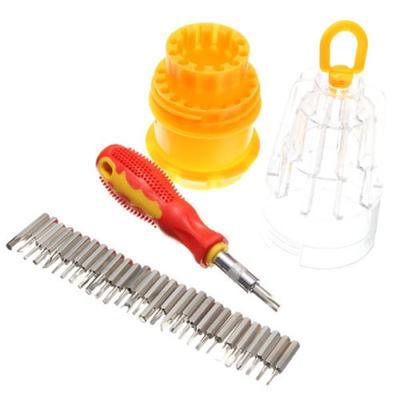 31 en 1 Précision Magnétique Mini Jeu De Tournevis Téléphone Kit De Réparation Torx Tools sets