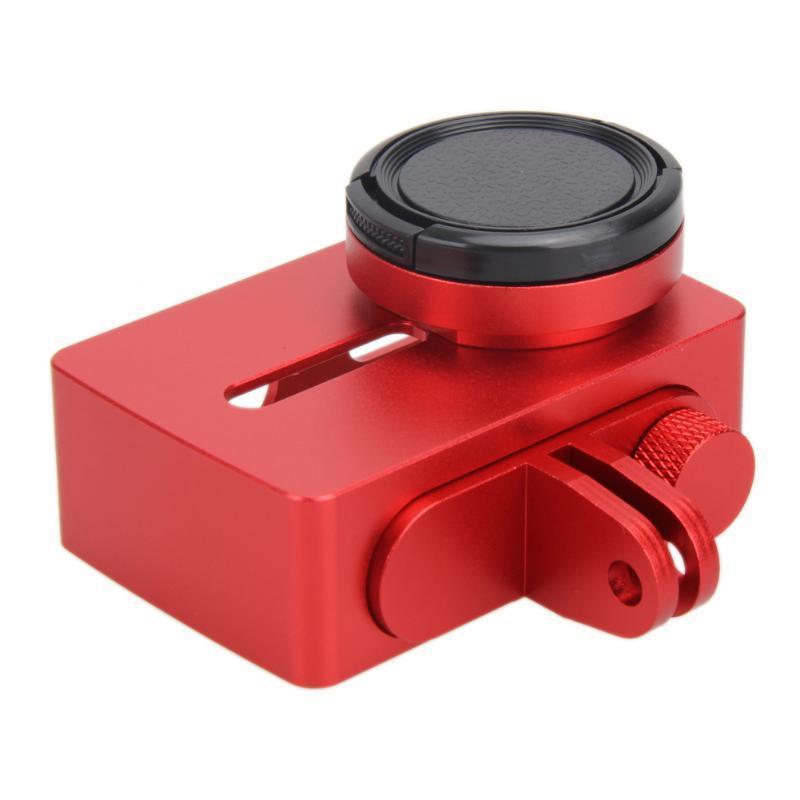Kamera Aluminiumlegierung Rahmen schützenden Fall Objektiv Kappe für ...