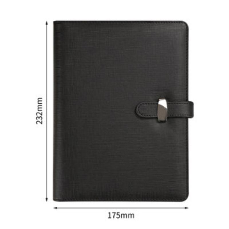 UK A5 Diary Notebook Personal Pocket Organiser Notepad Planner PU Leather Cover