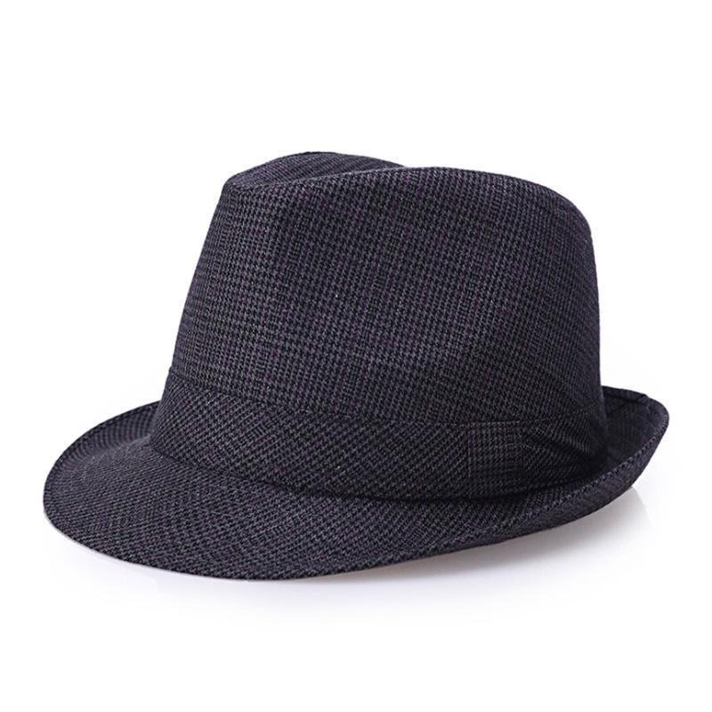 63dabcc98c95e    Tampa retrô senhores Fedoras Top Jazz chapéus para homens Panamá  Inglaterra Z-5369