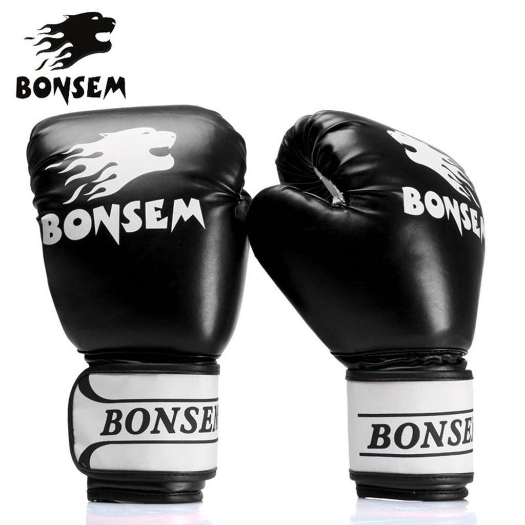 Erwachsene Boxhandschuhe MMA Handschuhe Atmungsaktive Trainingshandschuhe zum