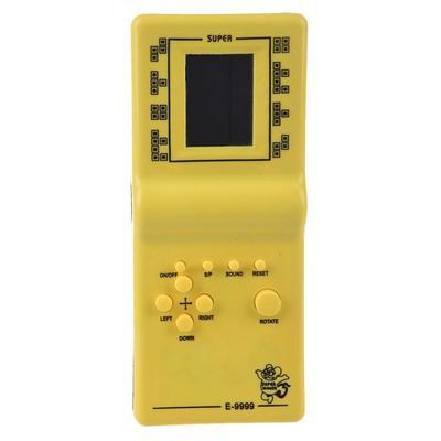 Los Ninos Consola Juguete Retro Tetris Juego Infantil Nave Espacial