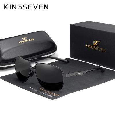 Polarized Driving Sunglasses Retro Square UV protection Classic Sun Glasses Men