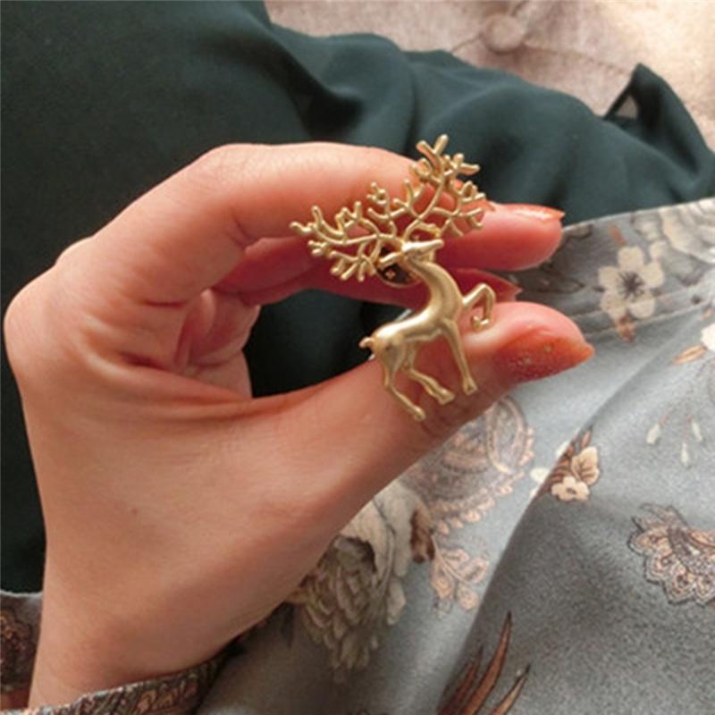 Enamel Brooch Collar Brooch Pin Lady Jewelry Scarf Buckle Wedding Party FG