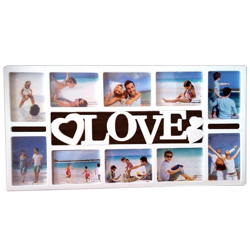 Foto de familia marco Collage marco amor decorativo pared cuadro ...