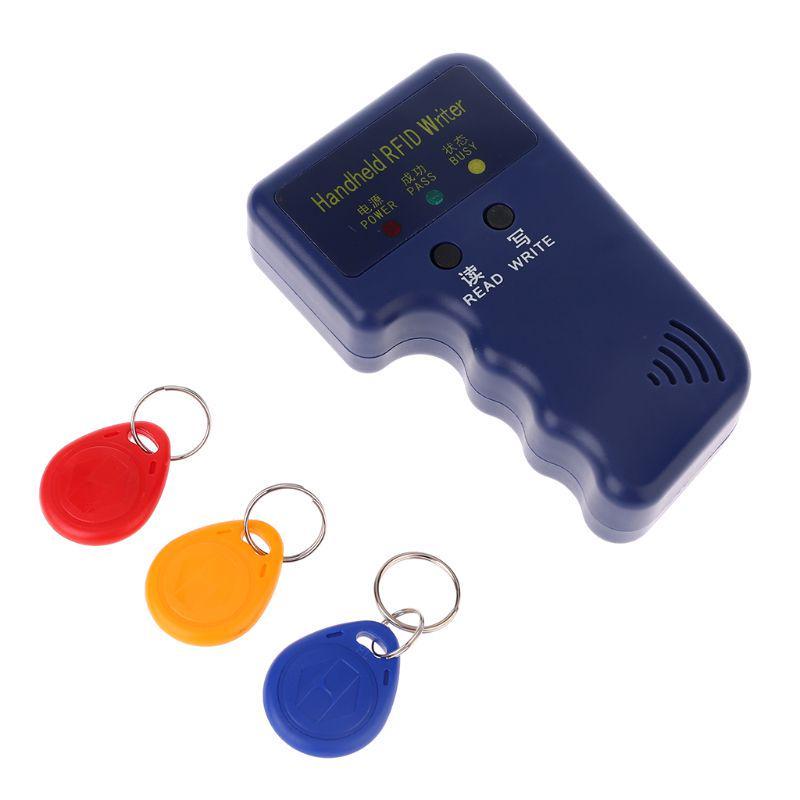 Портативный Duplicator Копир Писатель Программист Reader Ключи EM4305 Rewritable ID Keyfobs Теги карты – купить по низким ценам в интернет-магазине Joom