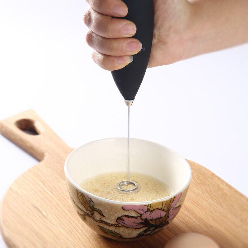 Schneebesen Milchschäumer Kaffee Ei Schläger Zubehör Werkzeug Langlebig