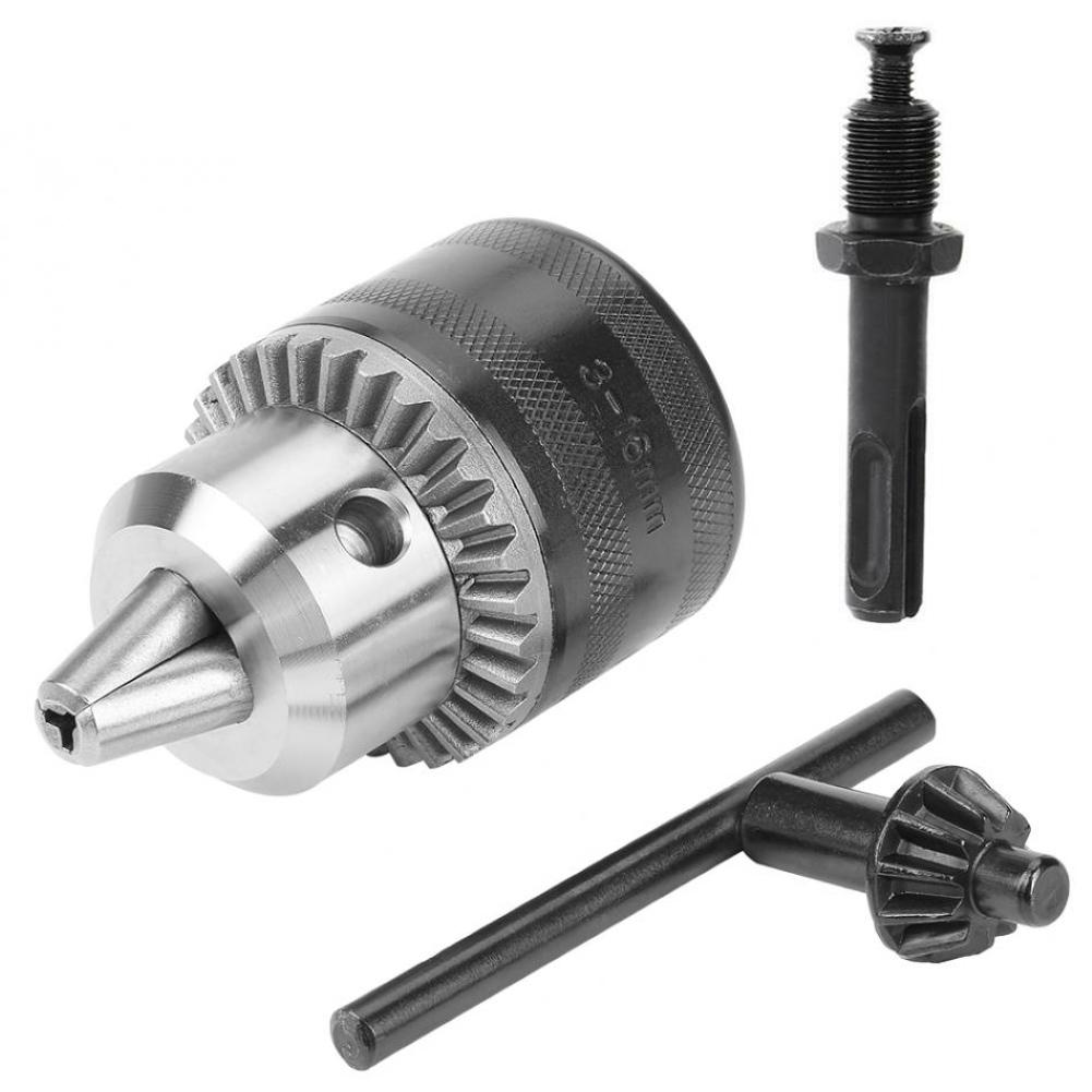 Chuck Key for Chucks Power Drill Percussion 10mm Hammer Drill Converter