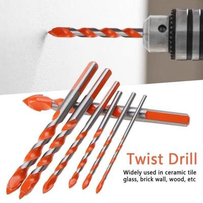 7X Ultimate Drill Bits Ceramic Wall Glass Punching Hole Working Multifunctional