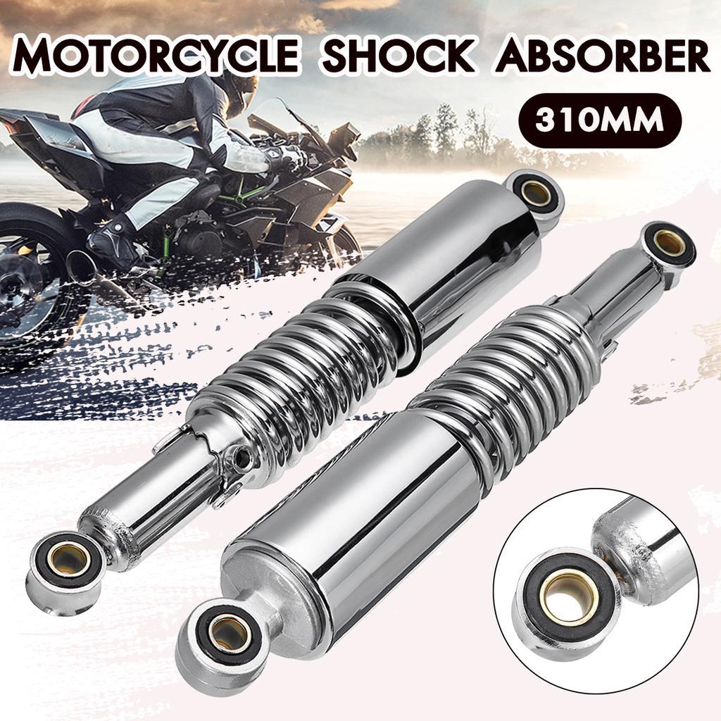 US Stock Pair 320mm 12.5/'/' ATV Motorcycle Rear Shock Absorbers Fit Suzuki Honda