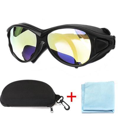 Laser Safety Protective Goggles Glasses 540NM for Violet//Blue Green Laser Beams