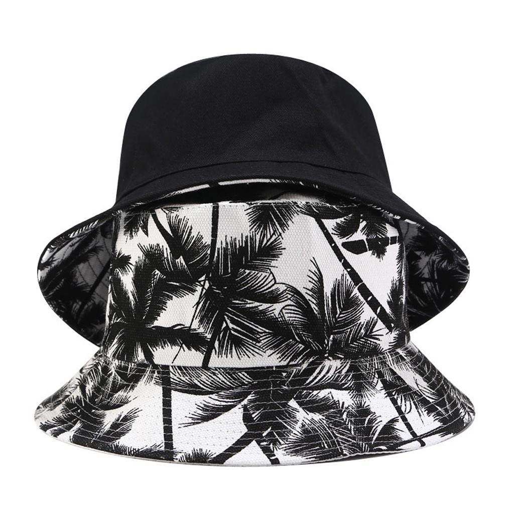 Qiran Unisex Hat Fashion Women And Men Stars Print Canvas Foldable Outdoors Bucket Hat Sun Cap Travel Sun Hat Outdoor Fisherman Hat Print Canvas Hat Vintage Fashion Casual Sun Hat