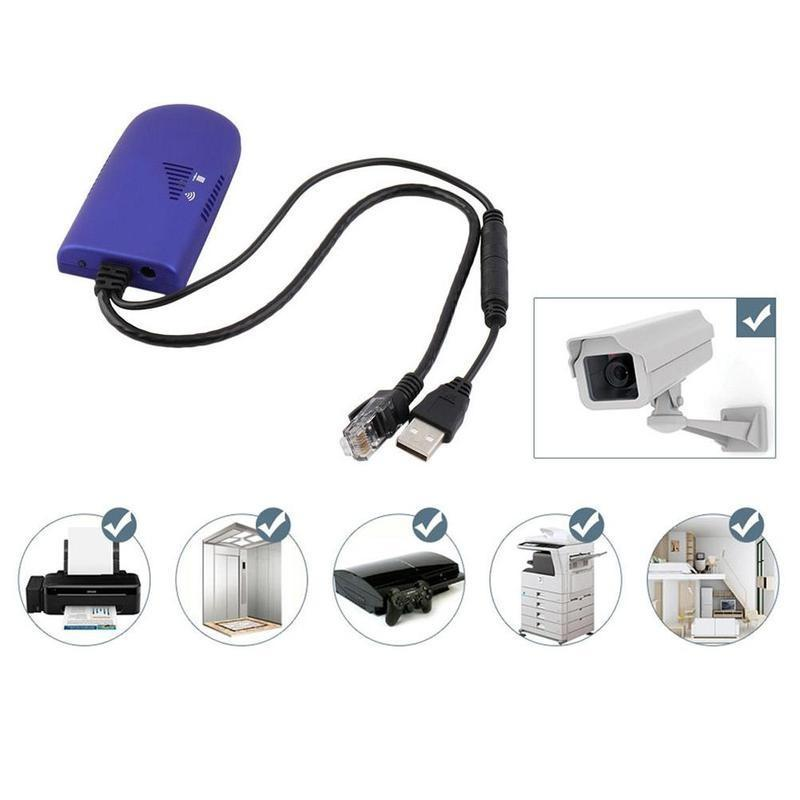VONETS VAP11G Bridge Cable Convert Ethernet Port to Wireless//WiFi Dongle AP