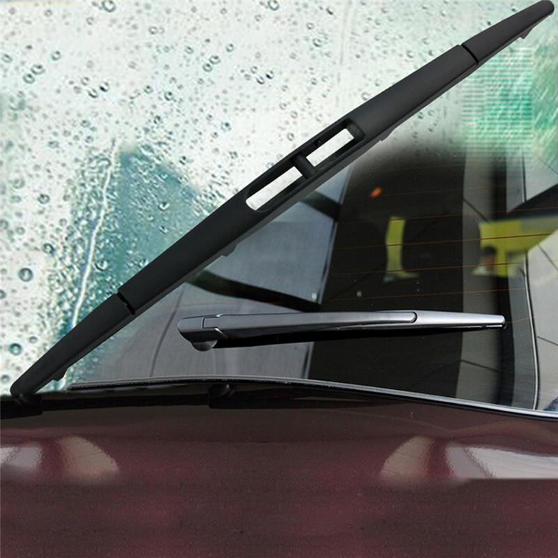 "SX4 2007 For Suzuki Swift //MITSUBISHI ASX  Rear Window  Wiper Blade 10/"" Black"