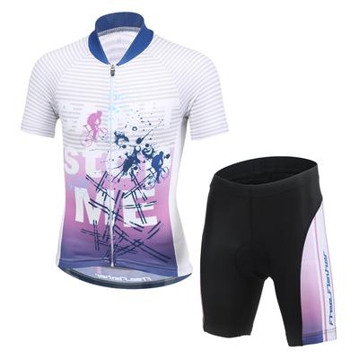 39c7a4bde Spring Summer Boy s Girl s Bicycle Sports Clothing Children s Cycling  Jersey Sets