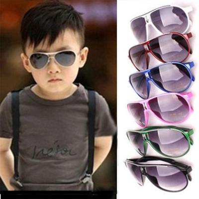 CHILDREN PILOT SUNGLASSES Mirrored KIDS BOYS GIRLS Glasses UV400 Toddler