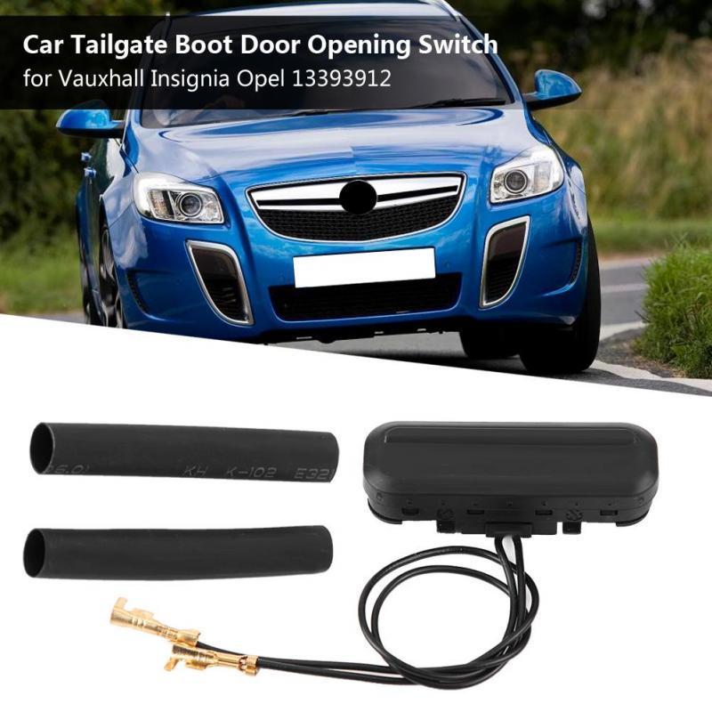 BOOT OPENING SWITCH Vauxhall ASTRA J ESTATE HATCH /& ZAFIRA C NEW TAILGATE