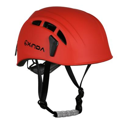 Black Outdoor Safe Hat Climbing Downhill Caving Rappelling   Helmet