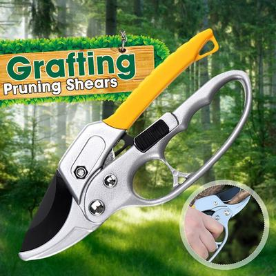 Gardening Pruning Shears Which Can Cut Branches Fruit Trees Flowers Branches and Scissors