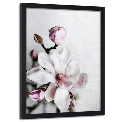 Picture In Natural Frame Magnolia Flower Buy At A Low Prices On Joom E Commerce Platform