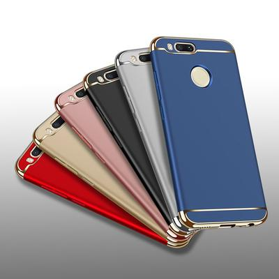 Shockproof 3 In 1 Ultra Slim Luxury PC Hard Plating Case Cover for iPhone Samsung Galaxy A11 A31 A51 A71 A70 Huawei Honor 20s Xiaomi Redmi Note 9 Pro
