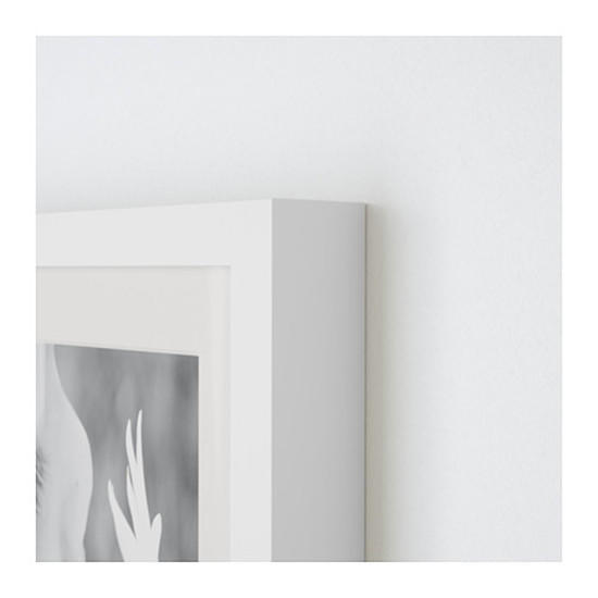 IKEA RIBBA Frame White Size 18 x 24 cm-buy at a low prices on Joom e ...