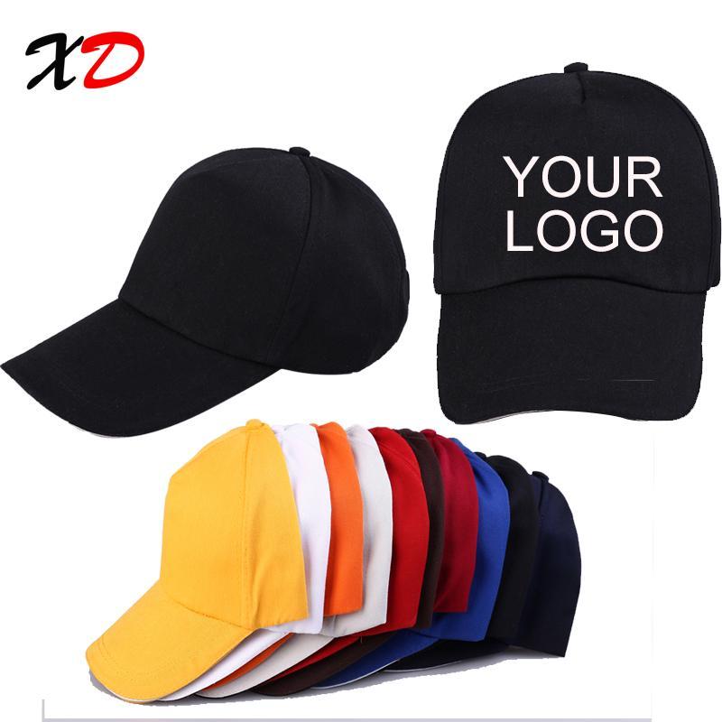 Béisbol personalizada tapa impresión logo texto foto bordado color casual  sombreros sólida pura gorra negro - comprar a precios bajos en la tienda en  línea ... 032d2e309e78