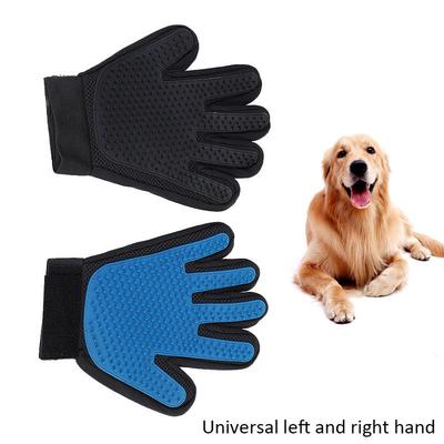 Double Sided Pet Grooming Massage Glove Pets Collection