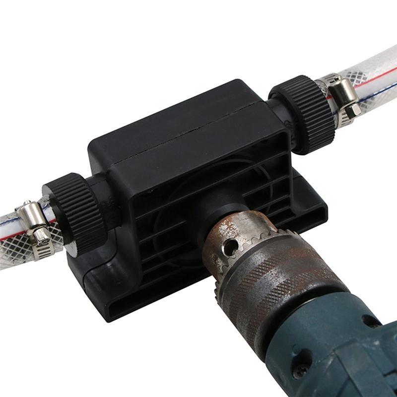 Kunststoff 12V Dieselkraftstoff-Absaugpumpe mit elektrischem Transfer