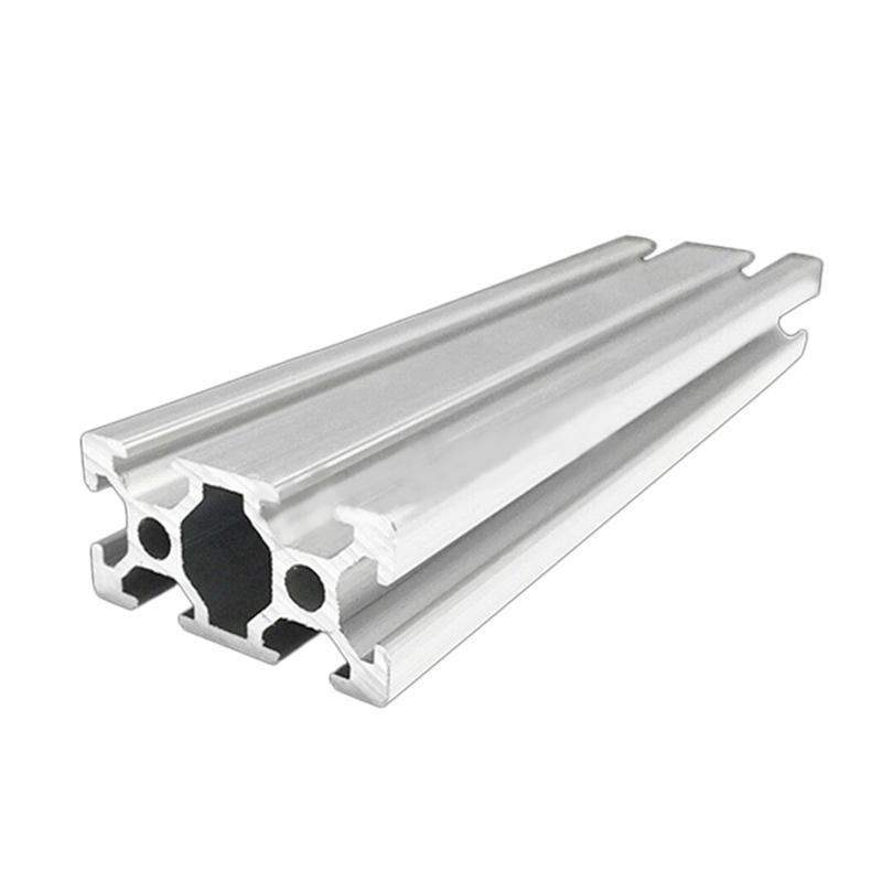 2Pcs 2040 T-Slot Aluminum Profiles Extrusion Frame 500mm Length 3D Printer CNC