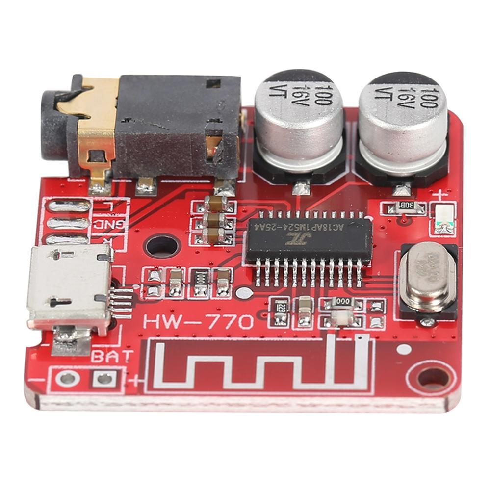 MP3 Bluetooth Decoder Board Lossless Car Speaker Audio Amplifier DIY Board-buy  at a low prices on Joom e-commerce platform