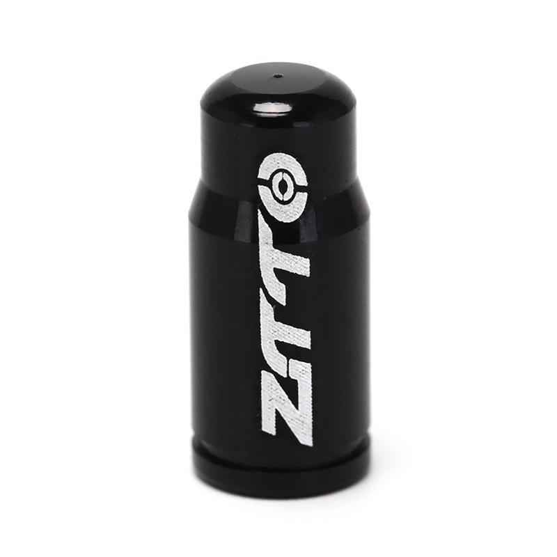 Mountain Bike Presta Aluminum Alloy Pump Valve Dustproof Cover Gas Nozzle Caps R