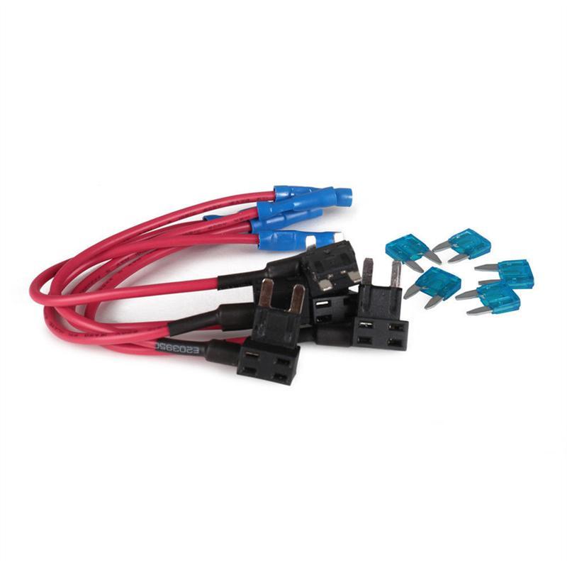 10A Add-A-Circuit Mini Blade Fuse Holder ACS ATO ATC For Car Truck US 20 pcs