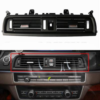 Front Center Air Outlet Vent Dash Panel Grille Cover for BMW 5 Series F10 523