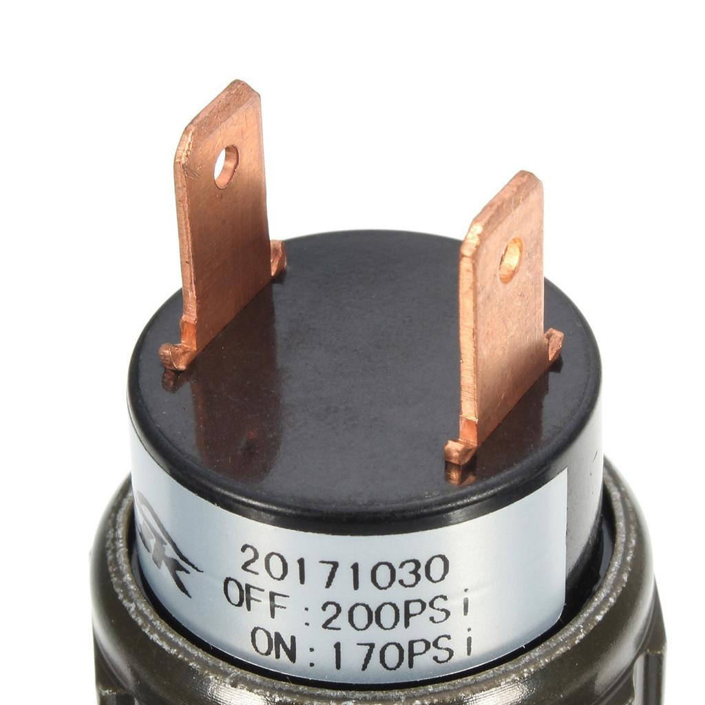 Air Compressor Tank Pressure Switch 170 Psi On 200 Psi Off Air Ride Suspension