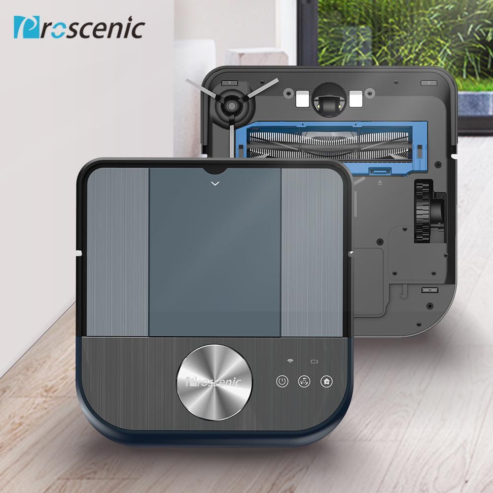 Proсценический 880L робот пылесос для дома автоматическая подметания пыли стерилизовать APP Smart – купить по низким ценам в интернет-магазине Joom