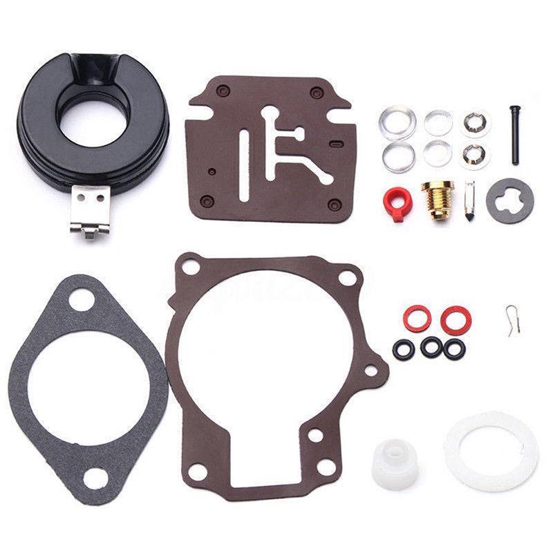 Maijiabao Carb Repair Kit Johnson/Evinrude Carburetor 396701  20/25/28/30/40/45/48/50/60/70