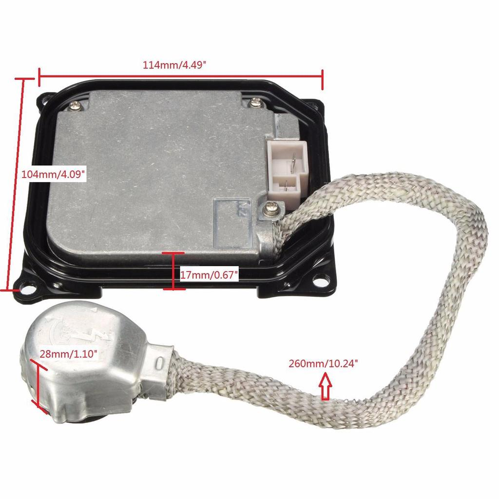 HID Xenon Ballast Light Control Units D4S D4R For Toyota Lexus Prius  //