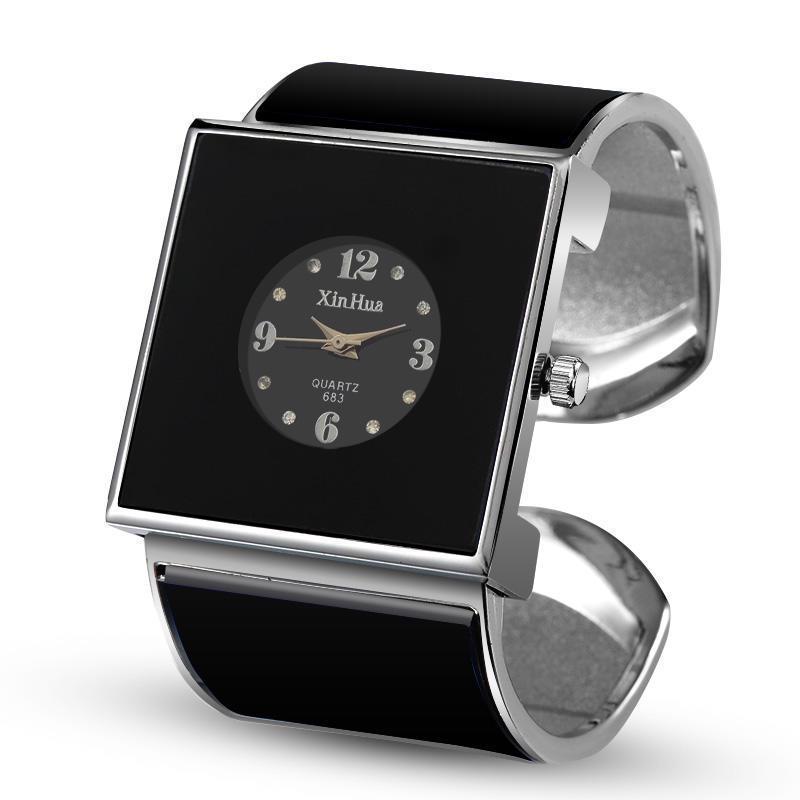 Новые модные женские наручные часы дамы часы фото