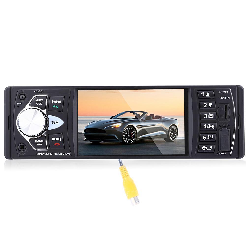 4022D 4.1 Inç Araba MP5 Çalar Stereo Ses Bluetooth TFT Ekran FM İstasyon  Video ile Uzaktan Kumanda Kamera - online alışveriş sitesi Joom'da ucuza  alışveriş yapın